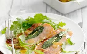 sauge cuisine recettes escalopes de veau au parme et à la sauge cuisine et recettes