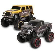 100 Ford Toy Trucks NKOK Realtree Push N Go F150 And Jeep Wrangler
