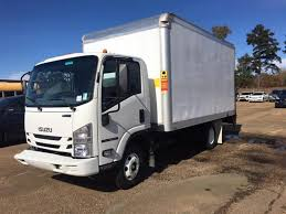 2017 ISUZU NPR 14 FT BOX VAN TRUCK FOR SALE #11213