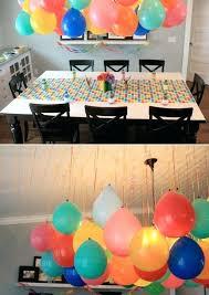 Diy Party Decoration Ideas Best Decorations On Birthday