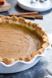 Keeping Pumpkin Pie From Cracking by Classic Paleo Pumpkin Pie With Crust Recipe The Paleo Running