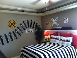 diy train bedroom for kids u2022 the budget decorator