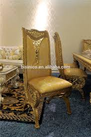Finely Solid Wood Carving Dining Chair,Italy Style White And Gold Leather  Side Chair - Buy Italy Solid Wood Dining Chair,Finely Carved Leather Dining  ... Mcr4502f Ding Chairs Fniture By Safavieh Ding Chairs Gold Coast Graysonline Brabbu Room Chair N 20 Gold Faux Leather Navy With Hdware Legs Askar In Black And Rose For Timeless Modern Style Alligator Embossed Leaf Table Set Cameron Beige Tufted Velvet On Stainless Steel Base Of 2 Meridian Akoya Pink Salvatore Grey