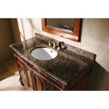 Single Sink Bathroom Vanity Top by Bathroom Vanities 60 Inch Single Sink Vanity Top Vanity Tops