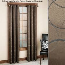Eclipse Blackout Curtains Smell by Meridian Thermaback Tm Blackout Grommet Curtain Panels