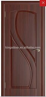 porte de chambre en bois porte en bois de chambre wooden pvc coated door designs for