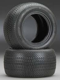 100 Off Road Truck Tires Proline PRO821716 Rear Scrubs T 22 2 MX