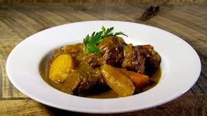 cuisiner du boeuf boeuf braisé à la marocaine