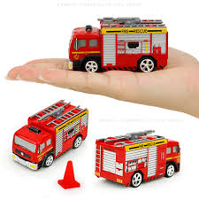 Shenqiwei 8027 Mini Fire Truck RC Car RTR