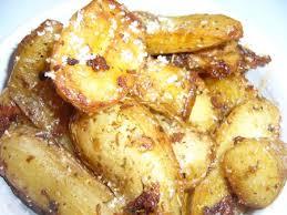 cuisiner des pommes de terre ratte grenailles de pomme de terre confites à l ail herbes de provence et