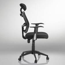 bureau à hauteur variable chaise bureau ergonomique best vidaxl with chaise bureau
