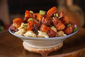 cuisine chinoise porc hong xao rou porc à la chinoise recette épices de cru