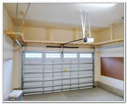 Hyloft Ceiling Storage Unit Instructions by Garage Overhead Mightyshelves Alternative Hardware Methods