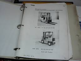 Clark Fork Lift Truck Service & Adjustment Manual SM 520 Gcs/gps ... Clark C45 National Lift Truck Inc Clark Hyundai Forklift Dealer Pittsburgh Material Handling Company History Traing Aid Videos Wikipedia Europe Gmbh Cushion Gcs 25s 5000lb Forklift Lift Truck Purchasing Souring Spec Sheets Gtx 16_electric Forklift Trucks Year Of Mnftr 2018 Pre Owned Used 4000 Propane Fork 500h40g