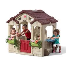 Indoor & Outdoor Kids' Playhouses - Toys