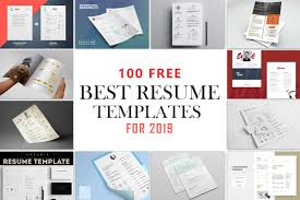 100 Free Best Resume Templates For 2019 - Syed Faraz Ahmad ... 50 Best Cv Resume Templates Of 2018 Free For Job In Psd Word Designers Cover Template Downloads 25 Beautiful 2019 Dovethemes Top 14 To Download Also Great Selling Office Letter References For Digital Instant The Angelia Clean And Designer Psddaddycom Editable Curriculum Vitae Layout Professional Design Steven 70 Welldesigned Examples Your Inspiration 75 Connie