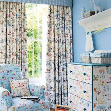 Fabric For Curtains Uk by New In Little Sanderson Abracazoo Fabrics Little Childrens