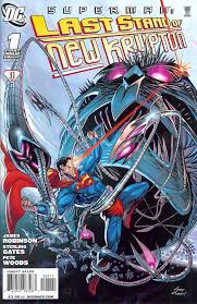 Superman Last Stand Of New Krypton