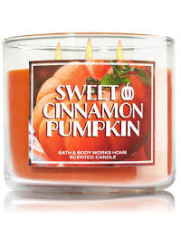 Bath And Body Works Pumpkin Apple Candle by Amazon Com Bath U0026 Body Works 3 Wick Candle Pumpkin Apple Beauty