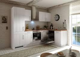 winkelküche landhaus küchenzeile einbauküche l form küche 280 x 172 cm respekta