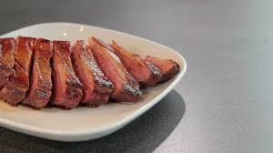 comment cuisiner un canard recette de cyril lignac magret de canard