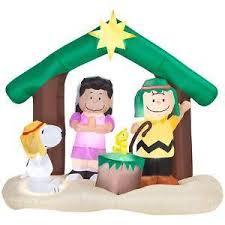 Grinch Blow Up Yard Decoration by Christmas Yard Decorations Ebay