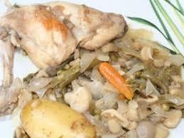 cuisiner un lapin au vin blanc cuisses de lapin au vin blanc recette ptitchef