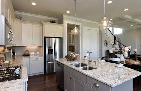 Drees Homes Floor Plans Dallas by Kitchen With Large Serving Island The Buchanan Floor Plan Drees
