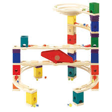 Hape Kitchen Set Malaysia by Hape Quadrilla Wooden Marble Run Track Maze Toy Construction
