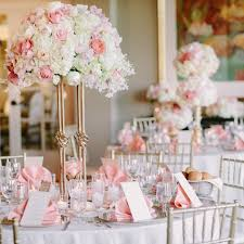 Light Pink Wedding Reception Ideas Planning Tip Of The Day