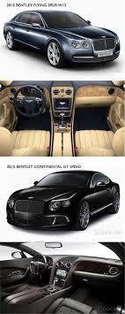 2015 Bentley Flying Spur W12 and 2015 Bentley Continental GT Speed