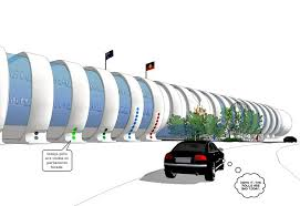 Andrew Maynard s Mobile and Adaptable Parliament Building Lets The