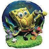 Spongebob Aquarium Decor Set by Amazon Com Spongebob Aquarium Decorations Set 10pc Pet Supplies