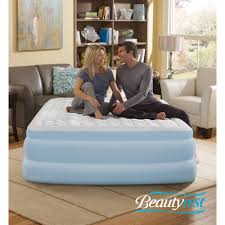 Aerobed Queen Raised Bed With Headboard by Serta Perfect Sleeper Queen Air Bed With Headboard 149 Outstanding