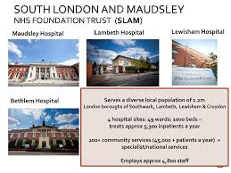 100 Lambeth Hospital Collaboration For Leadership In Applied Health Research And Ppt