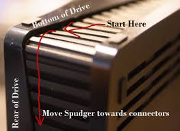 how to disassemble toshiba canvio desk 3tb external hard drive
