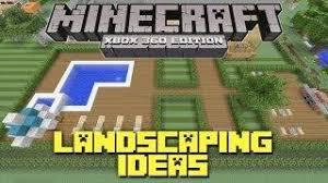 Minecraft Bathroom Ideas Xbox 360 by Minecraft Xbox One Backyard Landscaping Designs And Ideas