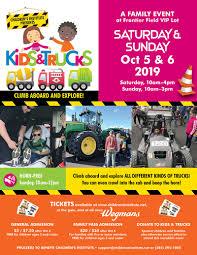 100 Kidds Trucks Kids Childrens Institute