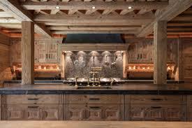 Mountain Kitchen Interior Landhausstil Küche Zbären