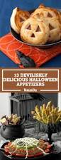 Halloween Appetizers For Adults by 21 Easy Halloween Appetizers Recipes For Halloween Finger Foods