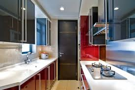 Long Narrow Kitchen Ideas by Functional Long Narrow Kitchen Ideas Styles And Cabinets