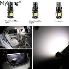 for ford focus 2011 2016 without sunroof convenience bulbs car led