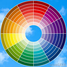A Color Wheel Is Good Inspiration For Artists To Determine In Piece Of Their Work