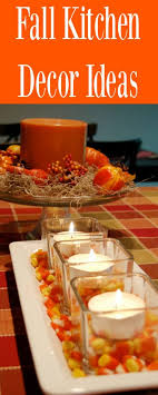 Fall Kitchen Decor Ideas Pin