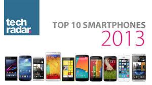 Best Smartphone 2013 Top 10 ranking