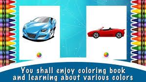 Cars Coloring Book Race Apk Screenshot