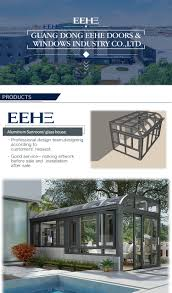 100 Glass Modern Houses China Supplier Buy Philippines High Quality Green HouseSimple Design Sun RoomSomalia Trendy Professional Sun Room