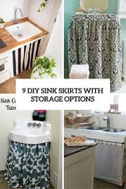 Burlap Utility Sink Skirt by Sink Skirt Custom Gathered W Center Slit By Traceysfeatherednest