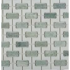 tile ideas ming green tumbled marble tile ming green marble tile
