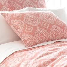 Coral Colored Decorative Items by Awesome Best Coral Duvet Cover Queen 40 About Remodel Home